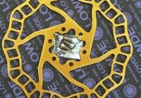 DISCOS FRENO de aleación de titanio LOWDE®