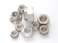Tuercas de Titanio y Aluminio