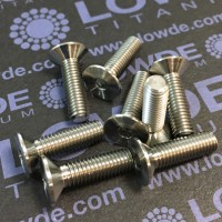 Avellanado M5 DIN 7991 Titanio gr. 5