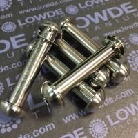 Ejes amortiguador Ø8, 10 y 12 mm.
