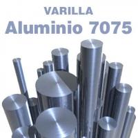 Varillas ALUMINIO 7075