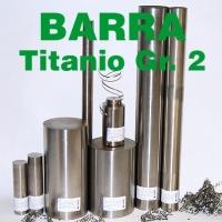 Barras TITANIO GR. 2