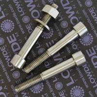 DIN 912 M12 de titanio grado 5 (6Al-4V)