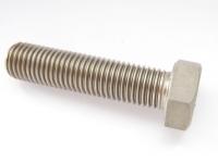 DIN 933 M20 titanio gr. 2