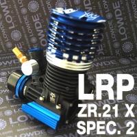KIT 17 tornillos motor LPR ZR.21spec.2