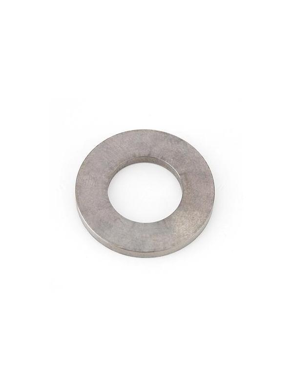 Arandela  M14 de Titanio gr. 5. Diametro ext.: 28,5 mm. - Arandela  M14 de Titanio gr. 5. Diametro ext.: 28,5 mm.