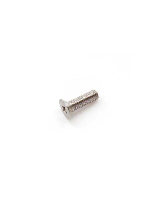 Avellanado DIN 965 M3x10 mm. de titanio gr. 5 (6Al4V) - Avellanado DIN 965 M3x10 mm. de titanio gr. 5 (6Al4V)