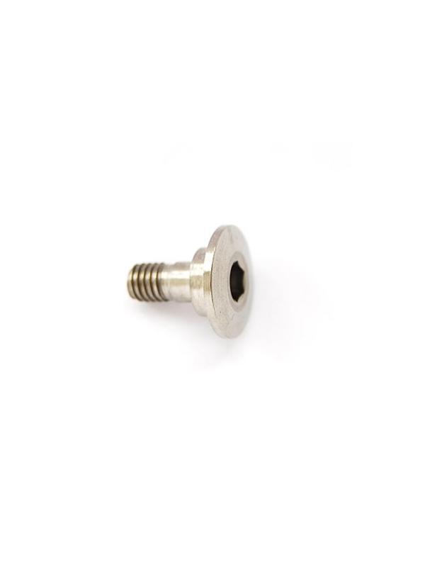 Tornillos con distanciador M6x12 mm. de Titanio gr. 5 (6Al4V) - Tornillos con distanciador M6x12 mm. de Titanio gr. 5 (6Al4V)