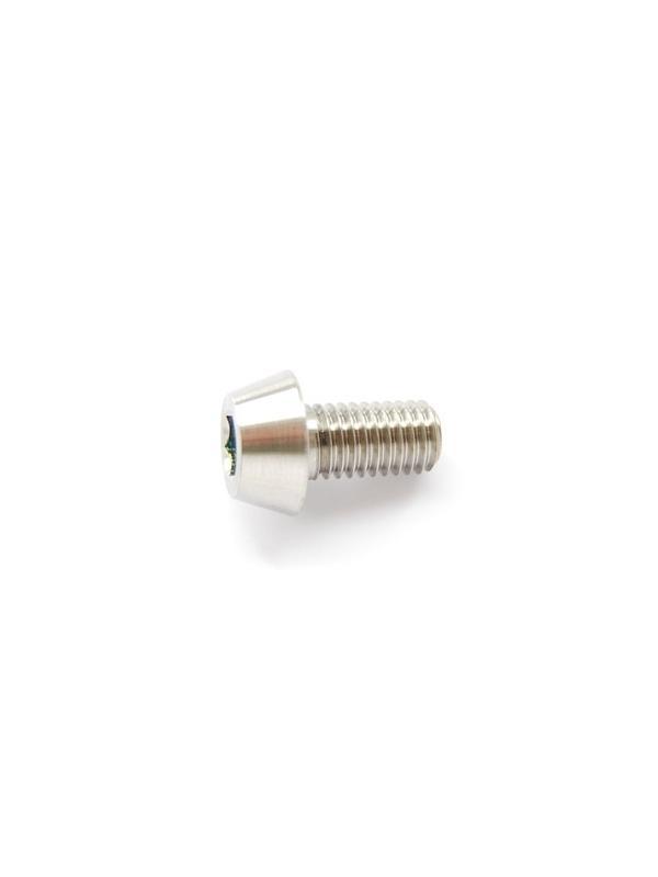Boton M8x15 mm. de titanio gr. 5 (6Al4V). Cabeza grande - Boton M8x15 mm. de titanio gr. 5 (6Al4V). Cabeza grande