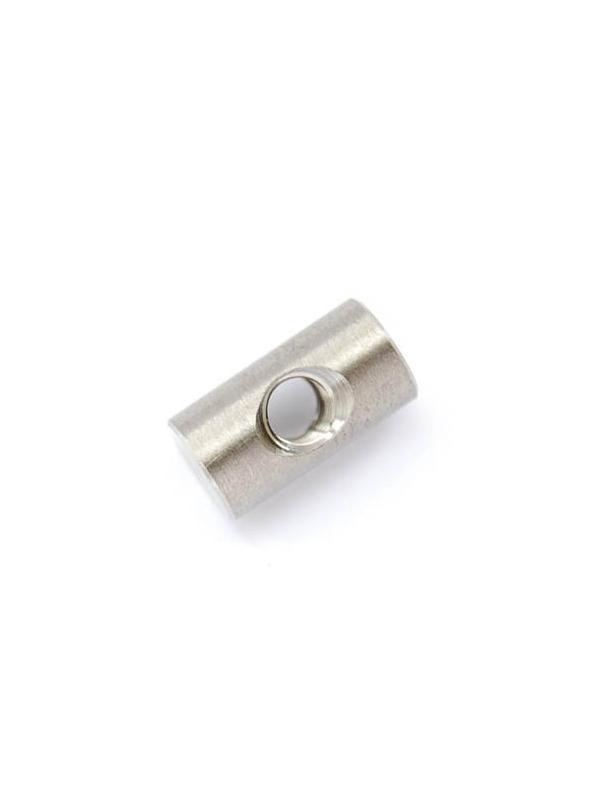 Cilindro cierre sillín 8x15 mm. con roscado M5 de Titanio gr. 5 (6Al4V) - Cilindro cierre sillín 8x15 mm. con roscado M5 de Titanio gr. 5 (6Al4V)