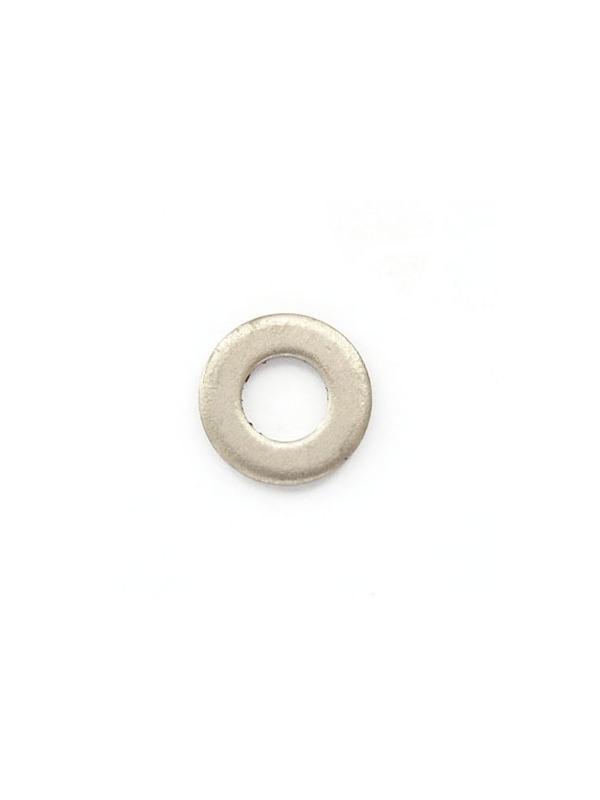 Arandela DIN 125 M5 de titanio gr. 2 (puro) - Arandela DIN 125 M5 de titanio gr. 2 (puro)