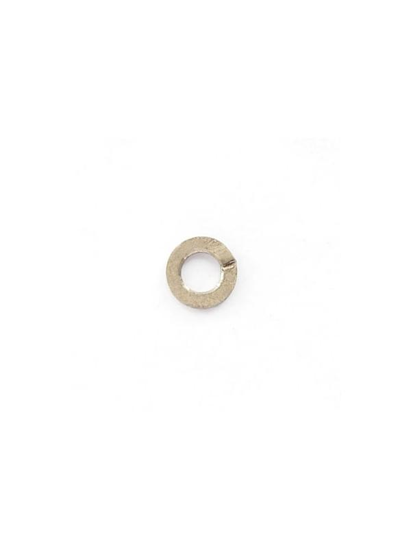 Arandela DIN 127 M3 de titanio gr. 2 (puro) - Arandela DIN 127 M3 de titanio gr. 2 (puro)