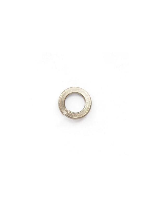 Arandela DIN 127 M4 de titanio gr. 2 (puro) - Arandela DIN 127 M4 de titanio gr. 2 (puro)