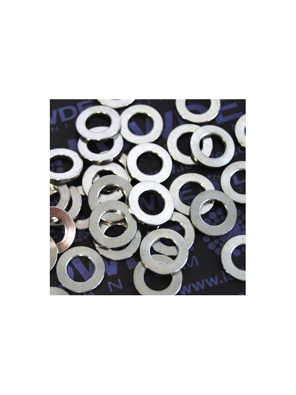 Arandela DIN 433 M8 titanio gr. 5 (6Al4V) - Arandela DIN 433 M8 titanio gr. 5 (6Al4V)