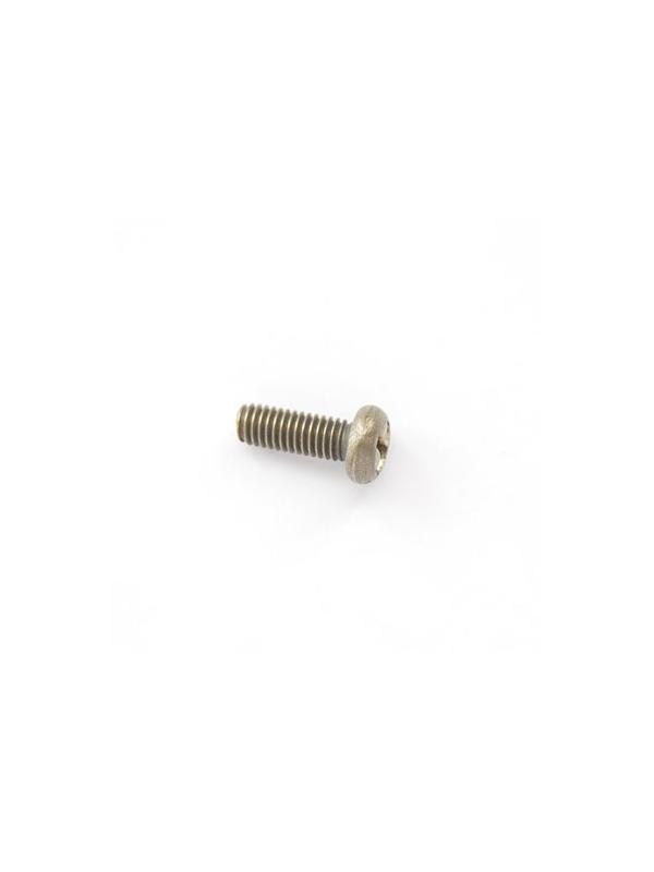 Tornillo DIN 7985 M3x8 mm. de titanio gr. 2 (puro)