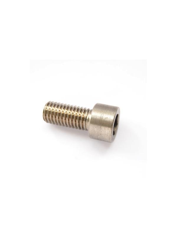 Tornillo DIN 912 M12x25 mm. de titanio gr. 2 (puro) - Tornillo DIN 912 M12x25 mm. de titanio gr. 2 (puro)