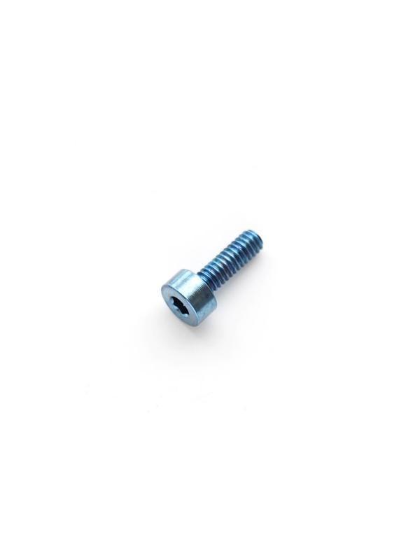 DIN 912 M2x6 titanio gr. 5 (6Al4V) - Tornillo DIN 912 M2x5 mm. de titanio gr. 5 (6Al4V)