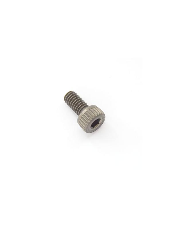 Tornillo DIN 912 M4x8 mm. de titanio gr. 2 (puro) - Tornillo DIN 912 M4x8 mm. de titanio gr. 2 (puro)