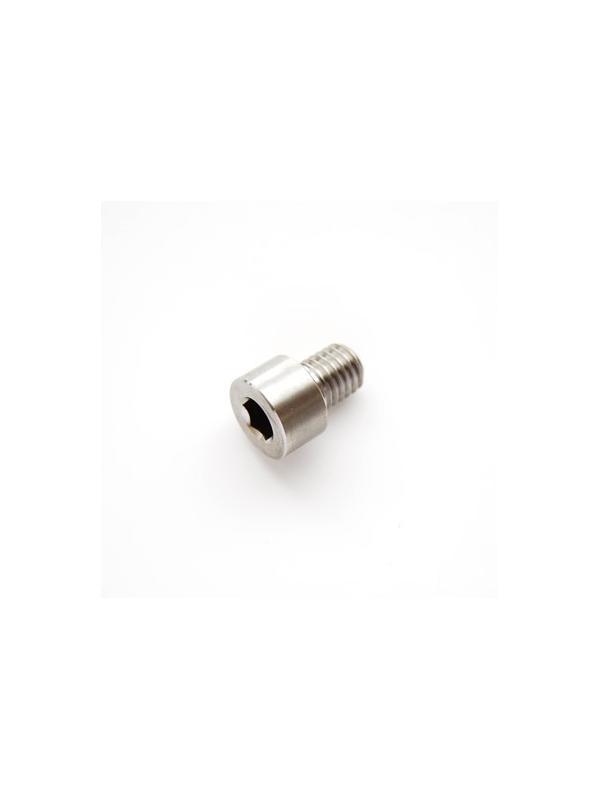 DIN 912 M8x10 titanio gr. 5 (6Al4V) - Tornillo DIN 912 M8x10 mm. de titanio gr. 5 (6Al4V)