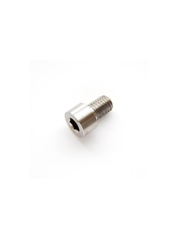 DIN 912 M8x12 titanio gr. 5 (6Al4V) - Tornillo DIN 912 M8x12 mm. de titanio gr. 5 (6Al4V)