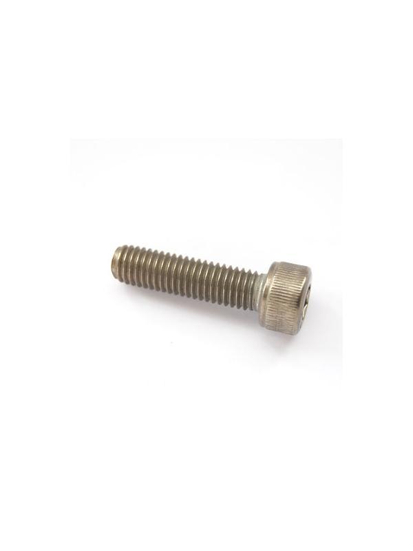 Tornillo DIN 912 M8x30 mm. de titanio gr. 2 (puro) - Tornillo DIN 912 M8x30 mm. de titanio gr. 2 (puro)