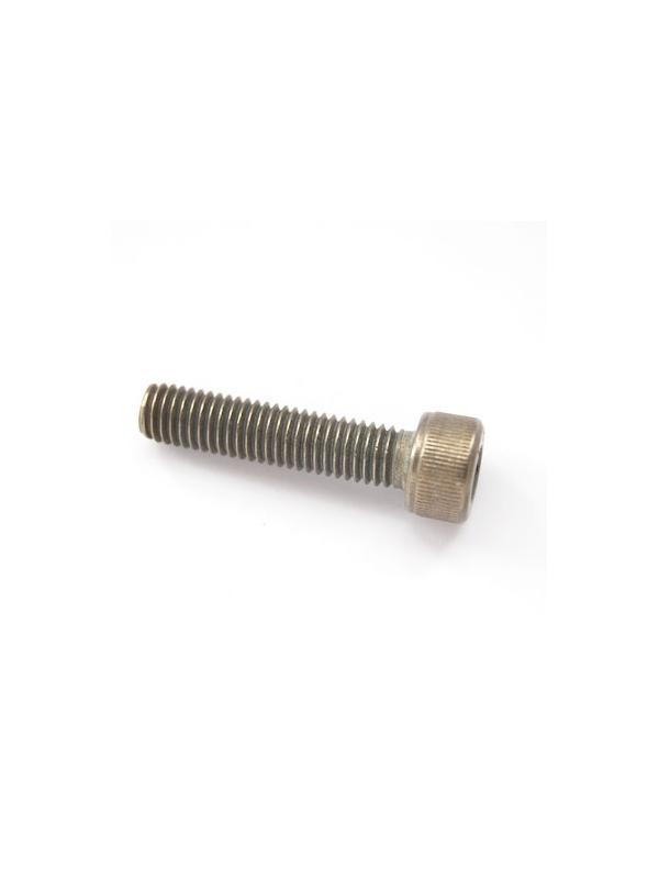Tornillo DIN 912 M8x35 mm. de titanio gr. 2 (puro) - Tornillo DIN 912 M8x35 mm. de titanio gr. 2 (puro)