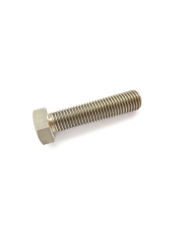 Tornillo DIN 933 M20x80 mm. de titanio gr. 2 (puro) - Tornillo DIN 933 M20x80 mm. de titanio gr. 2 (puro)