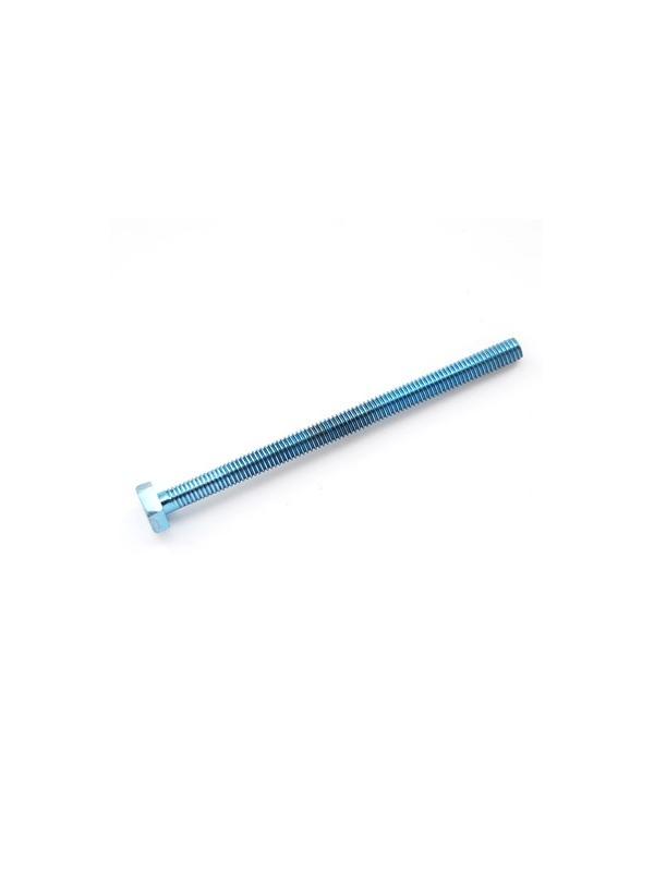 DIN 933 M3x45 mm. de titanio gr. 5 (6Al4V). Anodizado azul - DIN 933 M3x45 mm. de titanio gr. 5 (6Al4V). Anodizado azul.