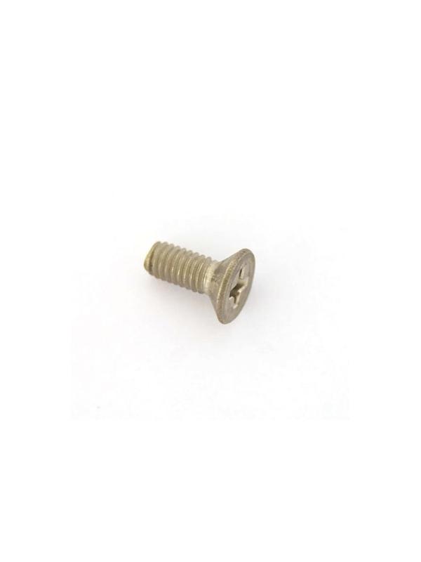 Tornillo DIN 965 M4x10 mm. de titanio gr. 2 (puro) - Tornillo DIN 965 M4x10 mm. de titanio gr. 2 (puro)