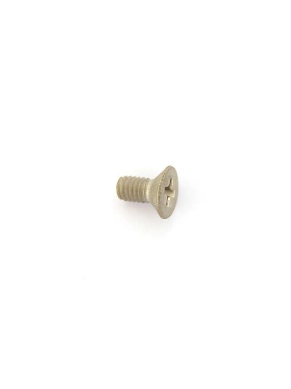 Tornillo DIN 965 M4x8 mm. de titanio gr. 2 (puro) - Tornillo DIN 965 M4x8 mm. de titanio gr. 2 (puro)