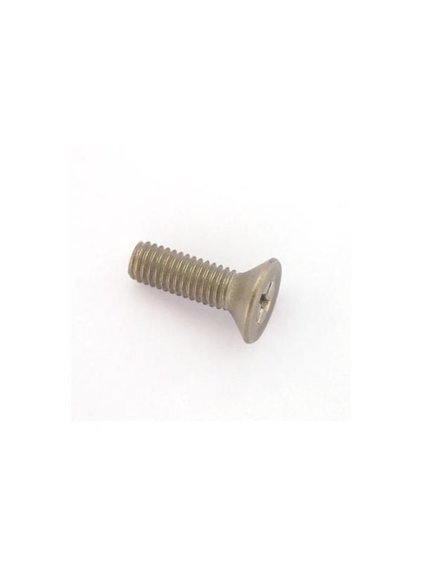 Tornillo DIN 965 M5x16 mm. de titanio gr. 2 (puro) - Tornillo DIN 965 M5x16 mm. de titanio gr. 2 (puro)
