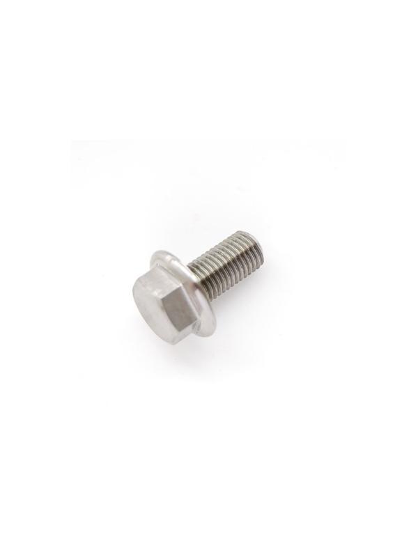 DIN 6921 M10x1,25x20 mm. de Titanio gr. 5 (6Al4V). - DIN 6921 M10x1,25x20 mm. de Titanio gr. 5 (6Al4V).