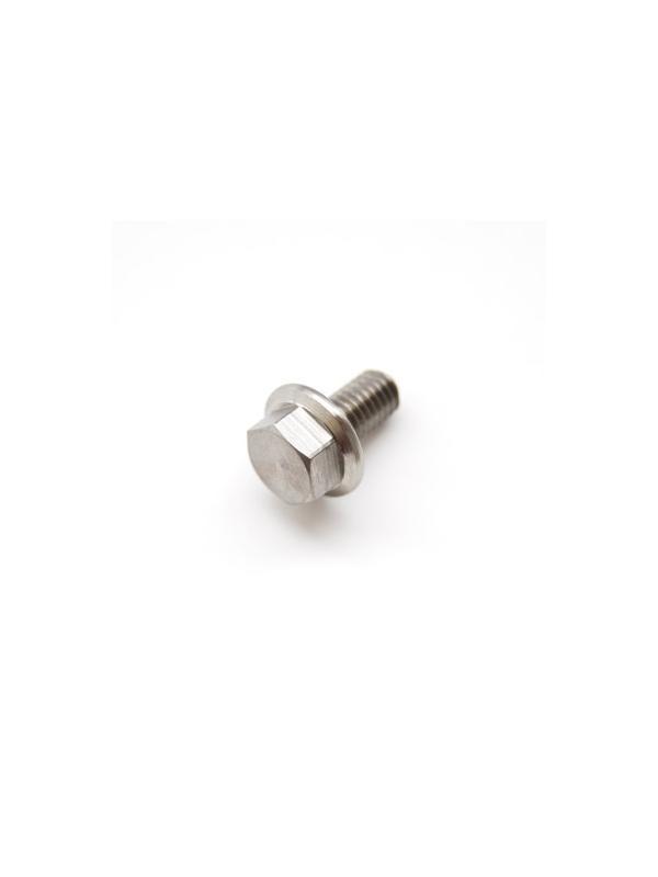 DIN 6921 M5x10 mm. de Titanio gr. 5 (6Al4V) - DIN 6921 M5x10 mm. de Titanio gr. 5 (6Al4V)