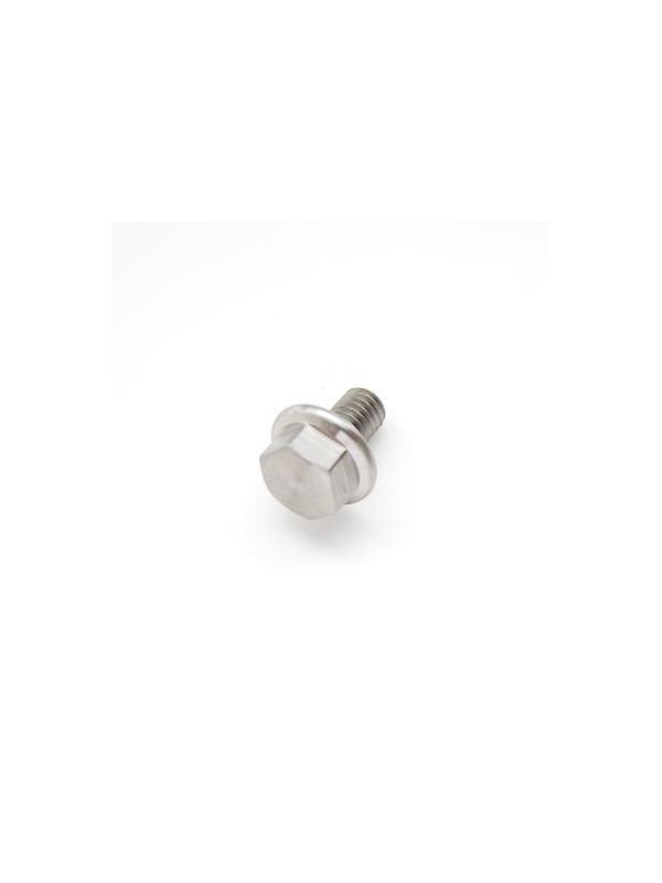 DIN 6921 M6x10 mm. de Titanio gr. 5 (6Al4V) - DIN 6921 M6x10 mm. de Titanio gr. 5 (6Al4V)