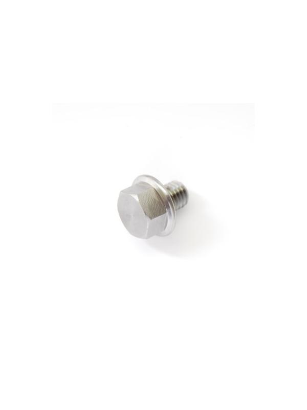 DIN 6921 M8x10 mm. de Titanio gr. 5 (6Al4V) - DIN 6921 M8x10 mm. de Titanio gr. 5 (6Al4V)