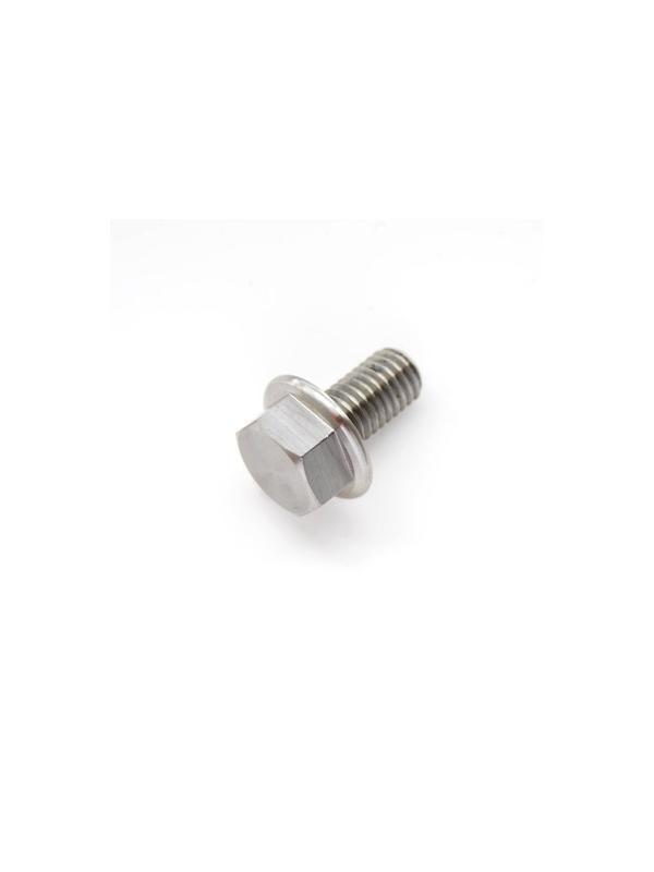 DIN 6921 M8x15 mm. de Titanio gr. 5 (6Al4V) - DIN 6921 M8x15 mm. de Titanio gr. 5 (6Al4V)
