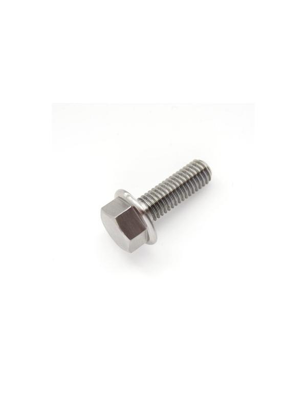 DIN 6921 M8x25 mm. de Titanio gr. 5 (6Al4V) - DIN 6921 M8x25 mm. de Titanio gr. 5 (6Al4V)