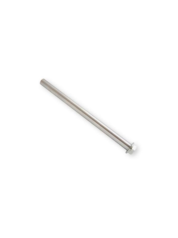 HEXAGONAL CON BALONA M8 titanio gr. 5 (6Al4V) Longitud tornillo y rosca según tus indicaciones - HEXAGONAL CON BALONA M8 titanio gr. 5 (6Al4V). Ajustamos longitud tornillo y rosca según tus indicaciones