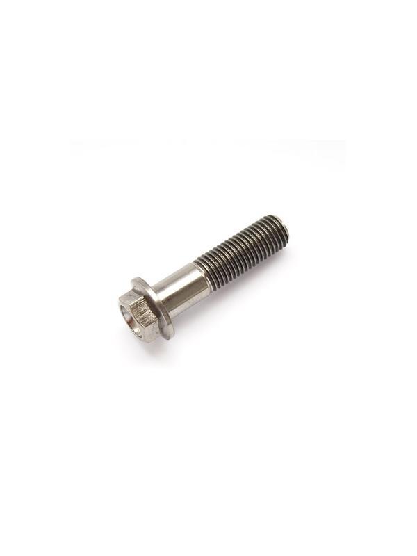HEXAGONAL CON BALONA M10x1,25x40 mm. titanio gr. 5 (6Al4V) - HEXAGONAL CON BALONA M10x1,25x40 mm. titanio gr. 5 (6Al4V)