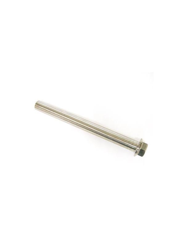 HEXAGONAL CON BALONA M12 titanio gr. 5 (6Al4V) Longitud tornillo y rosca según tus indicaciones - HEXAGONAL CON BALONA M12 titanio gr. 5 (6Al4V) Longitud tornillo y rosca según tus indicaciones