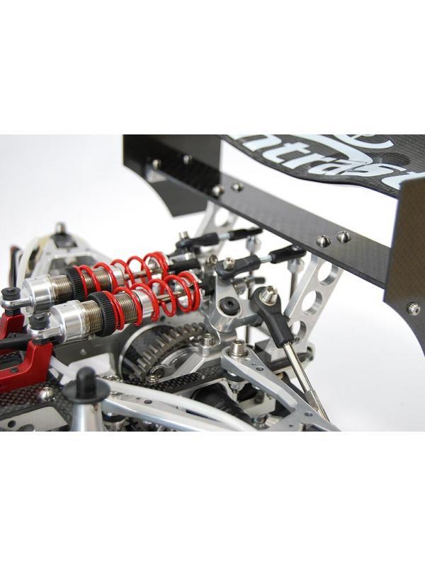 MODELISMO RC. Tornillería titanio coches RC 1/8, 1/5... - RADIOCONTROL. Tornillería de aleación de TITANIO GR. 5 (6AL4V) ELI. Esta tornillería es de máxima calidad. Su calidad, dureza y precisión en su fabricación la hace tan fiable y duradera como la del mejor acero. EN SECCIÓN