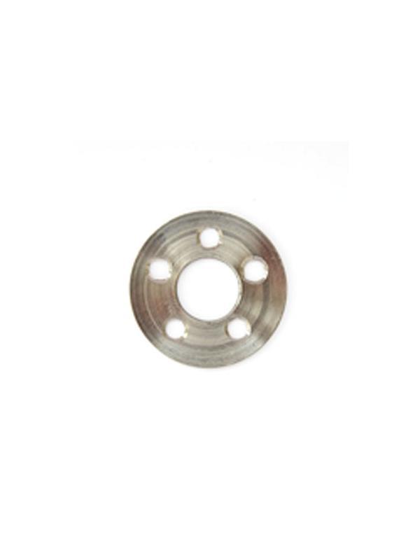 Arandela perforada M8 de Titanio gr. 5. Diametro ext.: 20 mm. - Arandela perforada M8 de Titanio gr. 5. Diametro ext.: 20 mm.