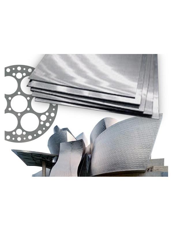 PLANCHA Y PLETINA - PLANCHA TITANIO. Titanio ASTM B265, AMS4911, AMS4916, Etc. Titanio gr 1, gr 2, gr, 3, GR 4. Aleaciones de titanio gr, 5, gr 7, gr, 9, etc. Grosor plancha desde 0,5 mm. Tamaño planchas según grosor y tipo de titanio. Fleje en bobinas a partir de 0,02 mm. hasta 0,5 mm. . Certificados DIN 10204 3.1B (propiedades mecánicas, composición química, trazabilidad…).