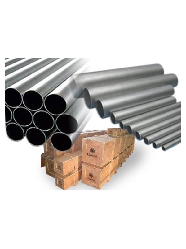 TUBO TITANIO SIN SOLDADURA - TUBO SIN SOLDADURA. Titanio ASTM B861/B337/B338, DIN 17861+DIN17869. Etc. Titanio gr 1, gr 2, gr, 3. Aleaciones de titanio gr, 7, gr 9, gr, 12, gr 16, gr 17. Diámetros de 3 a 114 mm. Grosor pared de 0,2 a 6 mm. Certificados DIN 10204 3.1B (propiedades mecánicas, composición química, trazabilidad…).