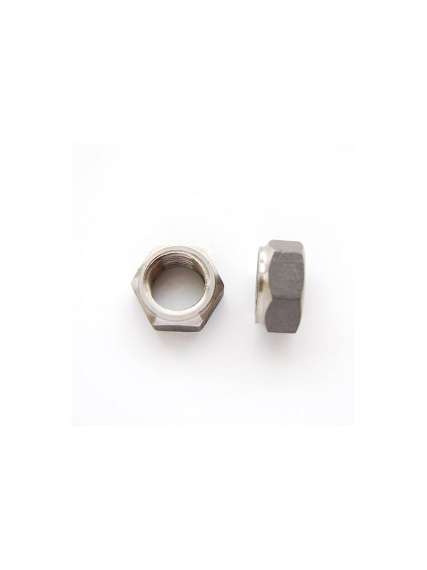 Tuerca DIN 934 M14x1,50 de titanio gr. 2 - Tuerca DIN 934 M14x1,50 de titanio gr. 2