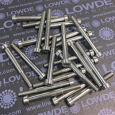 93 Items LN 29950 Mj5x46 Titanio gr. 5 (6Al4V)