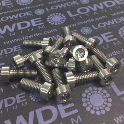 53 Screws LN 29950 Mj6x16 Titanio gr. 5 (6Al4V)