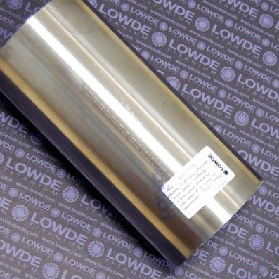 Barra de Titanio gr. 5 (6Al-4V) en diámetro 120 y longitud 170 mm. - Barra de Titanio gr. 5 (6Al-4V) en diámetro 120 y longitud 170 mm.