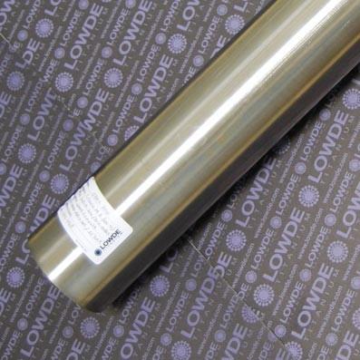 Barra de Titanio gr. 2 en diámetro 50 y longitud 500 mm. - Barra de Titanio gr. 2 en diámetro 50 y longitud 500 mm.