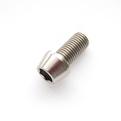 CÓNICO M10x1,25x20 titanio gr. 5 (6Al4V)